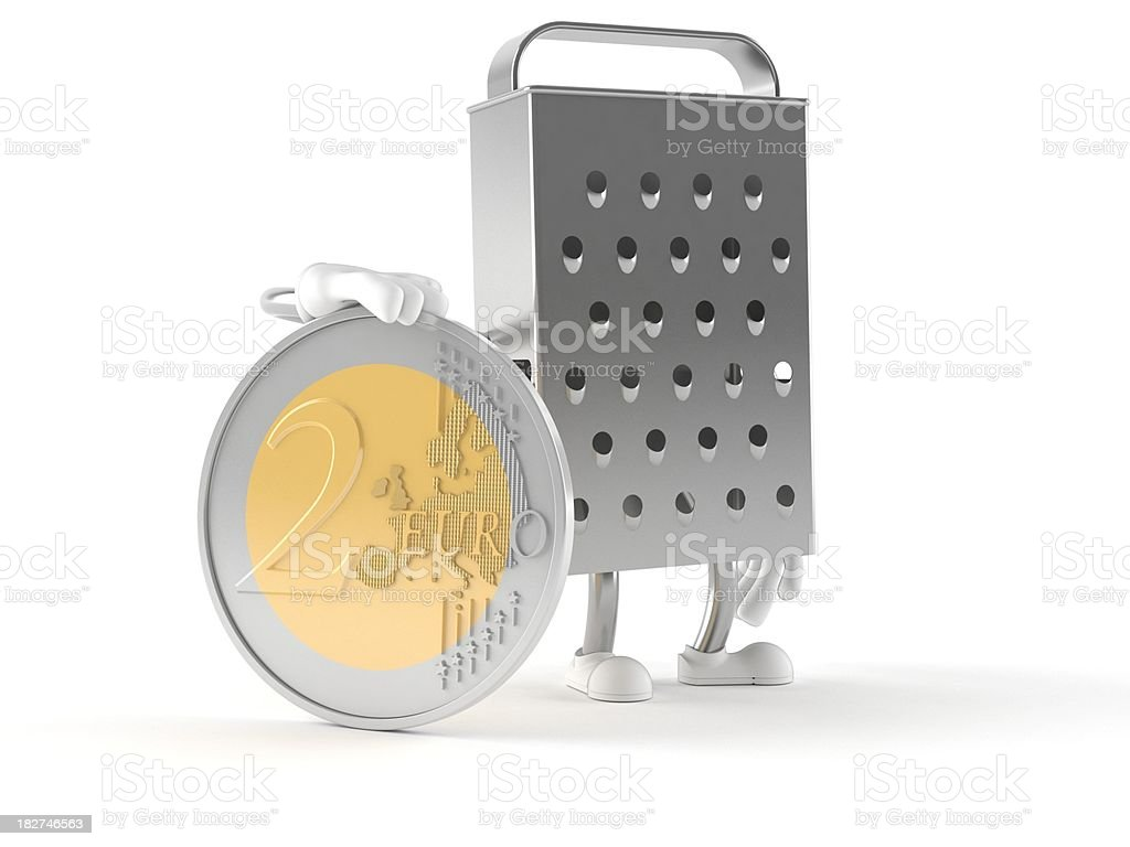 Grater royalty-free stock photo
