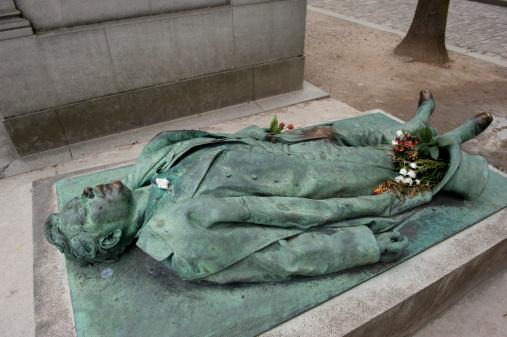Grave of Victor Noir