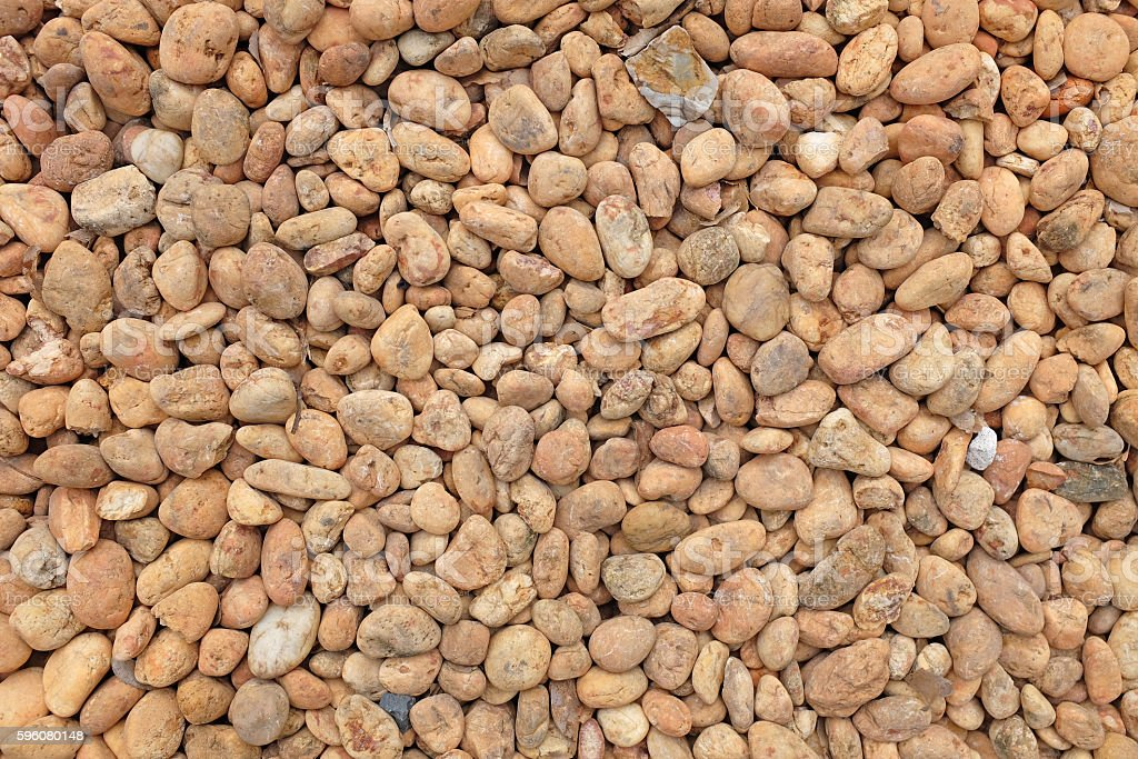 gravel pebble for Background royalty-free stock photo