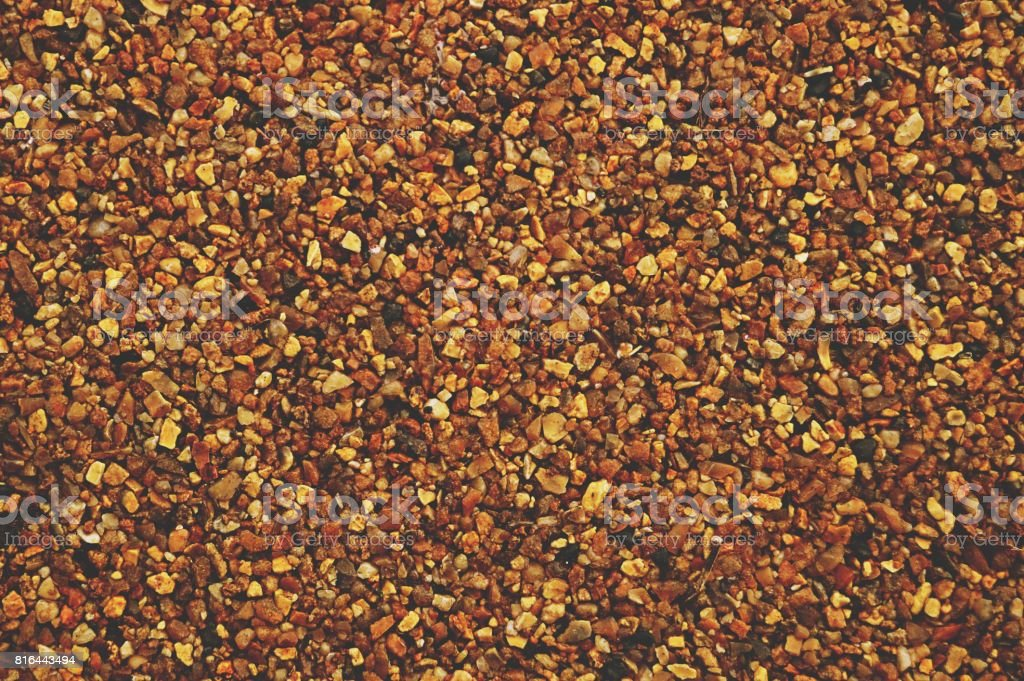 Gravel Stone Textured Background stock photo