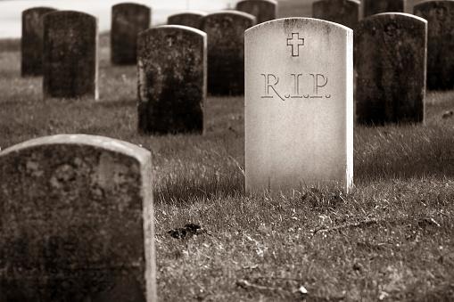 Graveyard - Rest In Peace