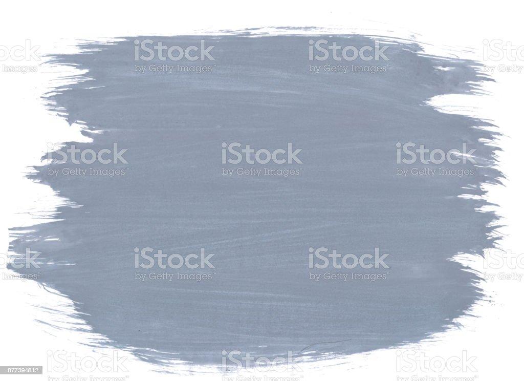 Gray abstract aquarel watercolor background stock photo