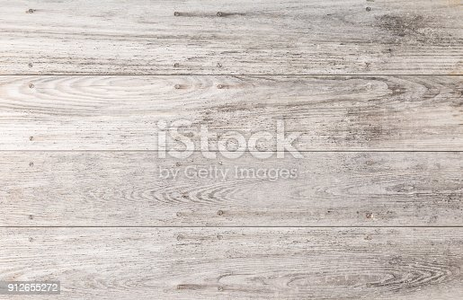 istock Gray and white wood background texture 912655272