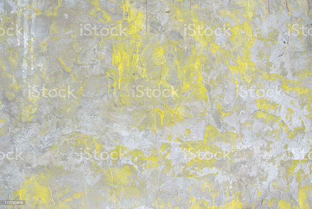 Gray and Yellow Grunge Background royalty-free stock photo