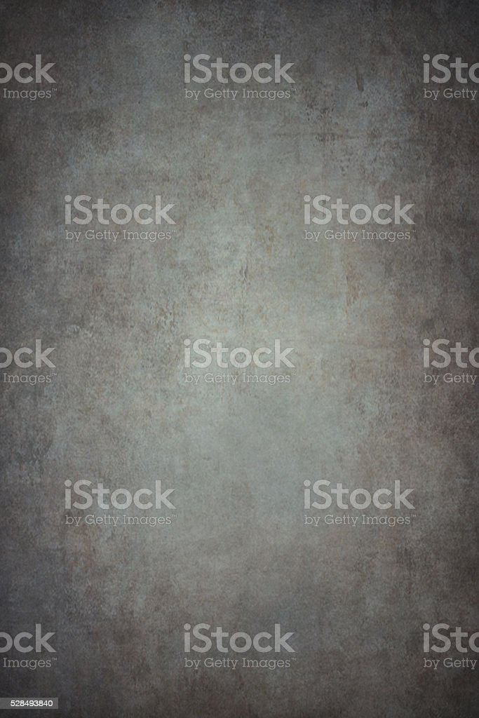 Gray art hand-painted background stock photo
