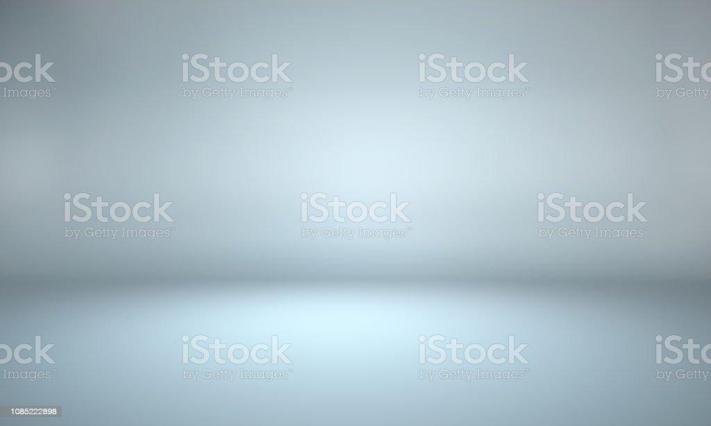 灰色背景-空的背景-空的演播室房間 - 免版稅低照明圖庫照片