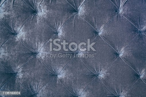 Gray Background Texture of the sofa upholstery