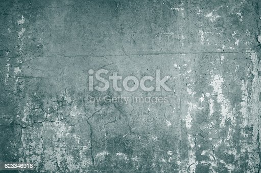 1061630554 istock photo gray blue grunge old wall texture, concrete cement background 623346916