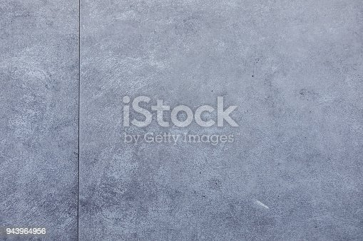 istock Gray blue tile texture close up 943964956