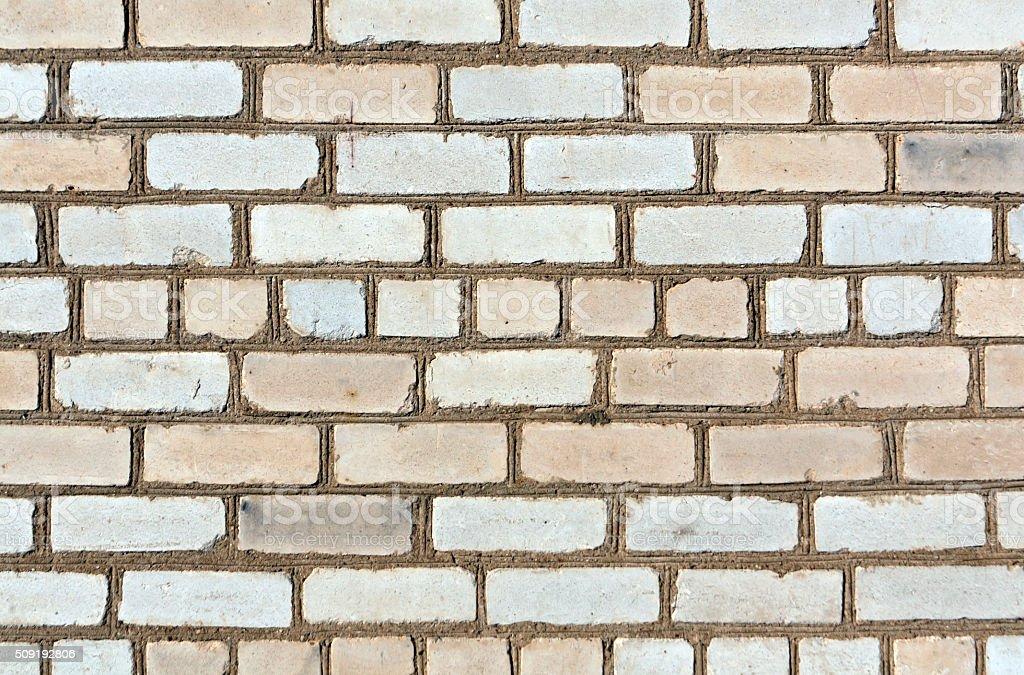 Gray brick wall trexture. stock photo