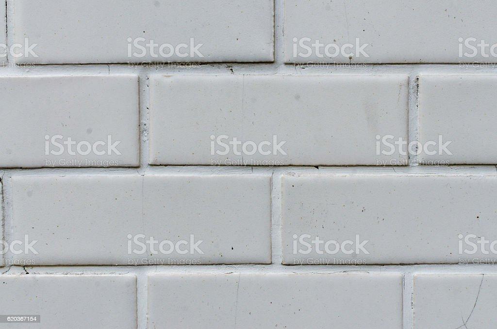 Gray brick walls look old zbiór zdjęć royalty-free