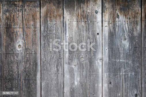 istock Gray brown wooden backdrop 509625141
