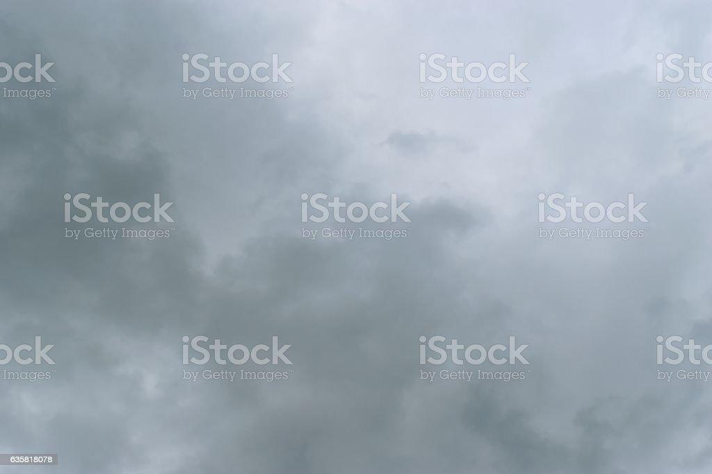 Nimbus moving,Appearance of raincloud