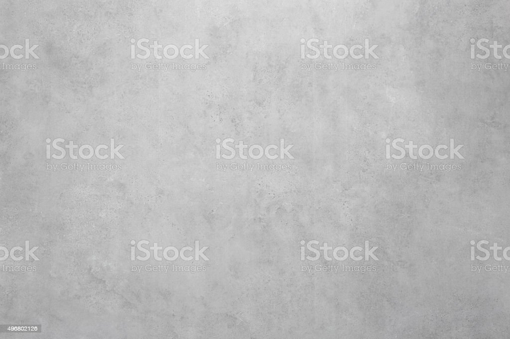 Gray concrete smooth wall texture background​​​ foto