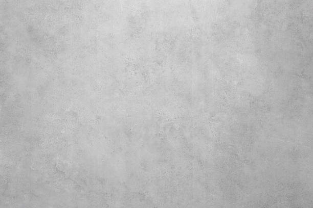 Gray concrete smooth wall texture background Gray, polished concrete wall texture background shiny stock pictures, royalty-free photos & images