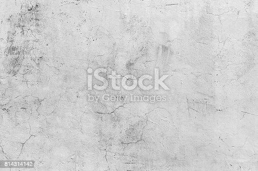 istock Gray Concrete Texture 814314142