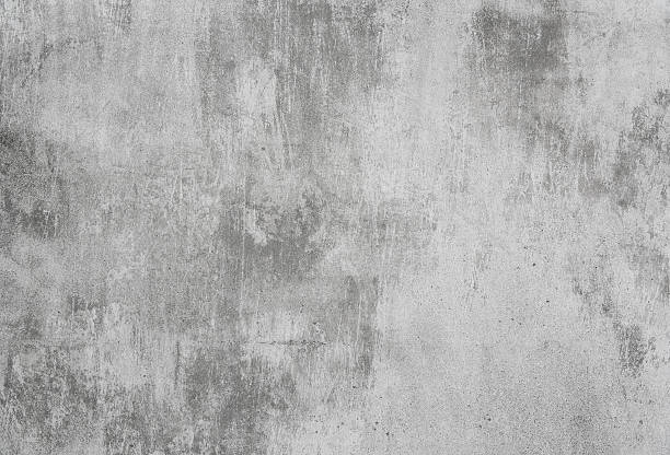 gray concrete wall - cement floor stock photos and pictures