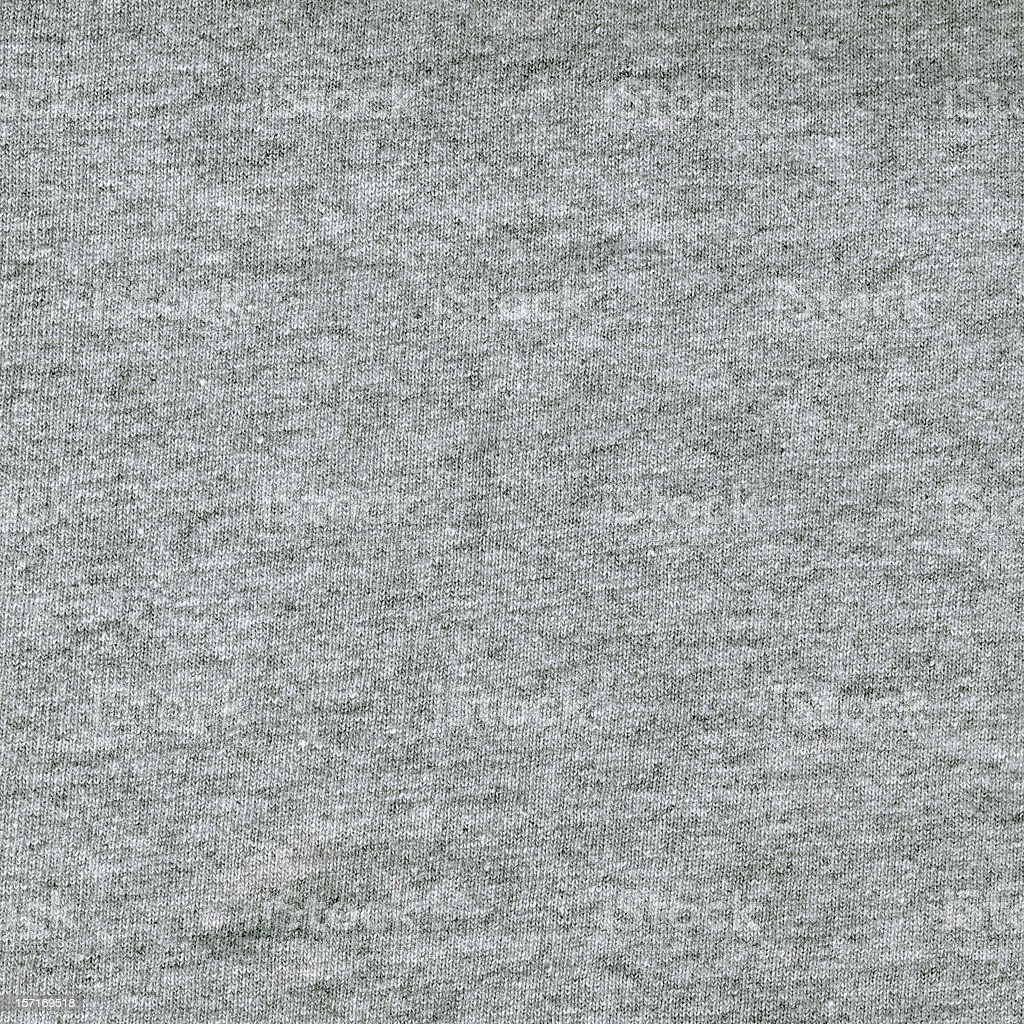 Gray cotton fabric textured background stock photo