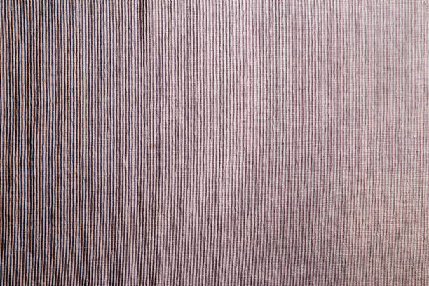 gray fabric texture - corduroy stock pictures, royalty-free photos & images