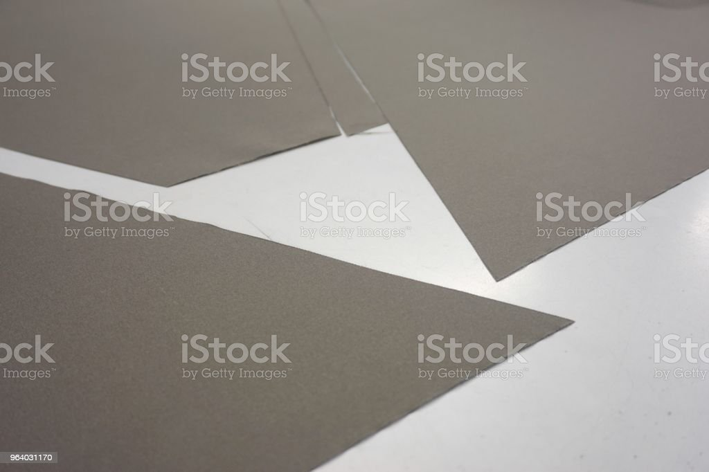 gray fabric texture - Royalty-free Beige Stock Photo