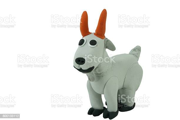 Gray goat made from plasticine in concept wild life picture id500133112?b=1&k=6&m=500133112&s=612x612&h=o7sad7n tbwe623vvtbkerdggtnk9efblhmawfp9tos=