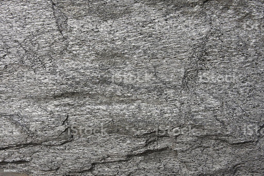 Gray Granite Rock Background Close Up Isolated royalty-free stock photo
