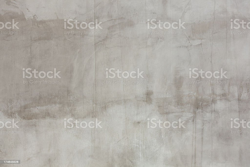 Gray Grunge Concrete Wall as Background Texture royalty-free stock photo