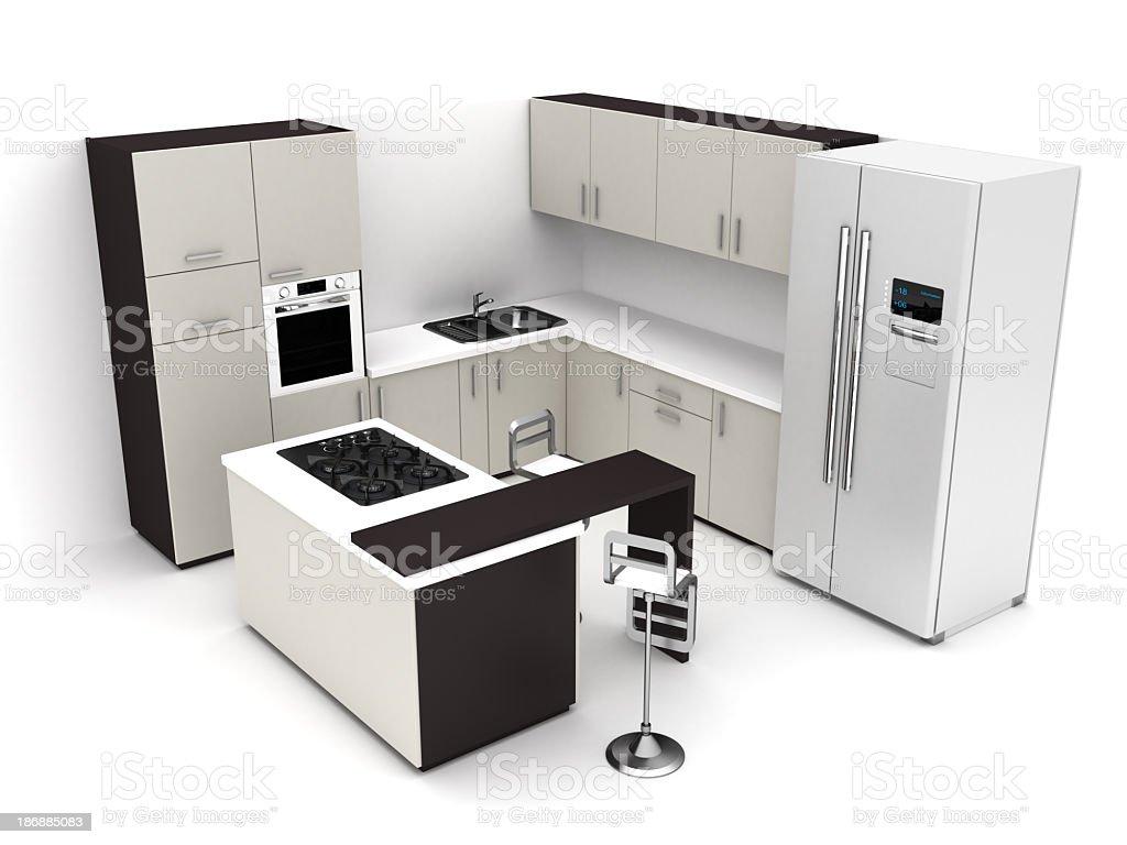 Innenbereich des Kitchen – Foto