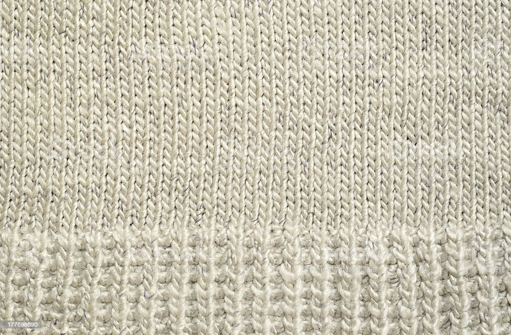 Gray knitted background royalty-free stock photo