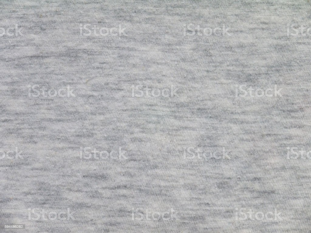 Gray knitwear fabric texture stock photo