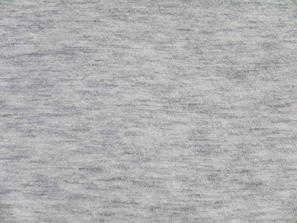 Gray knitwear fabric texture Heather gray cotton sweater knitted fabric texture heather stock pictures, royalty-free photos & images