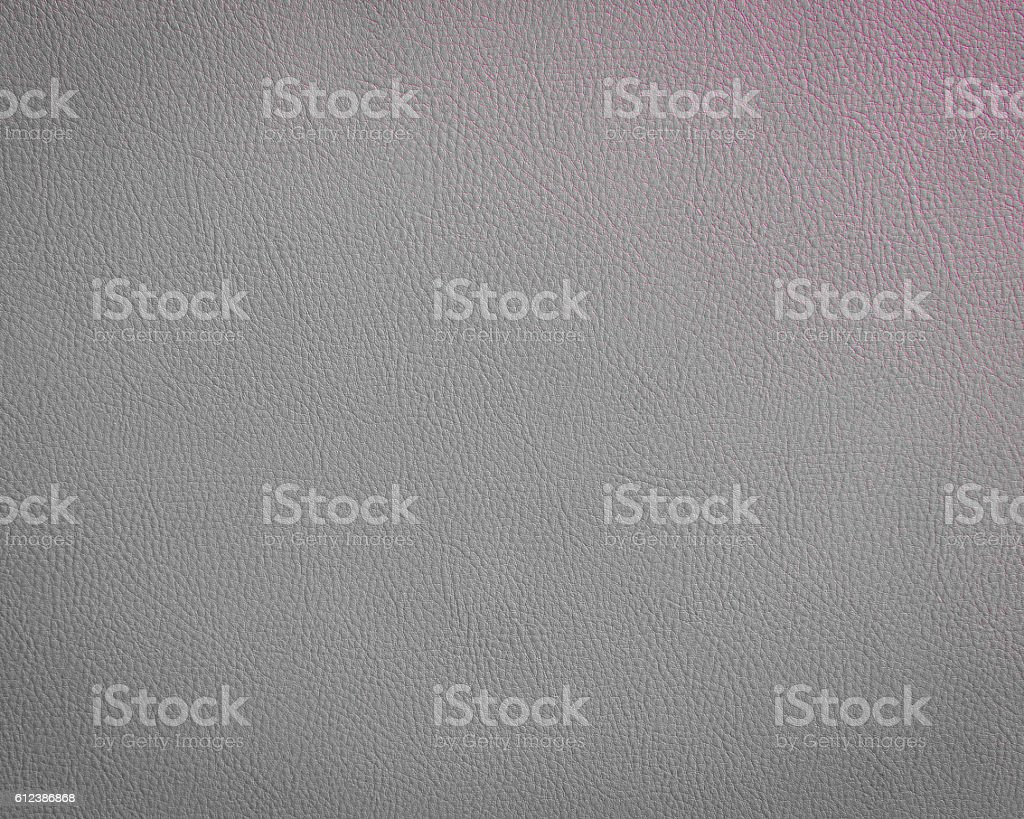 Gray leather texture background stock photo