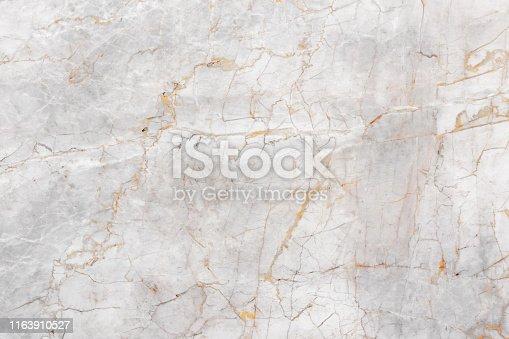 istock Gray light marble stone texture background 1163910527