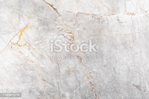 istock Gray light marble stone texture background 1163910741