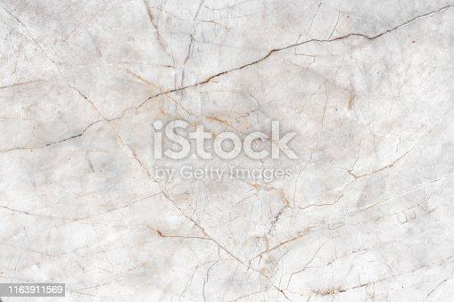 istock Gray light marble stone texture background 1163911569