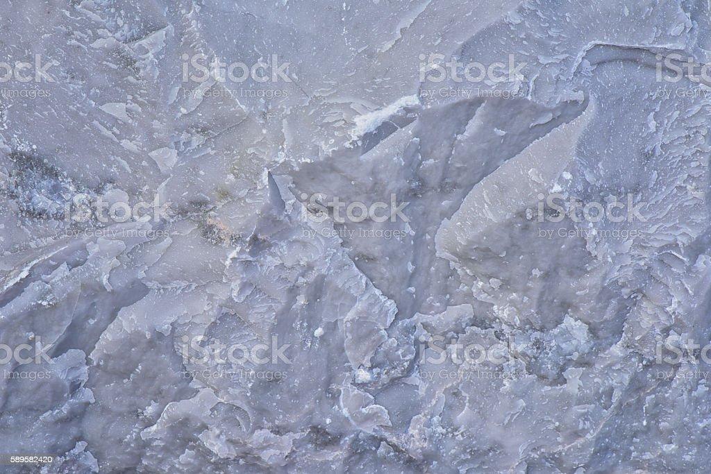 Gray limestone rough surface stock photo