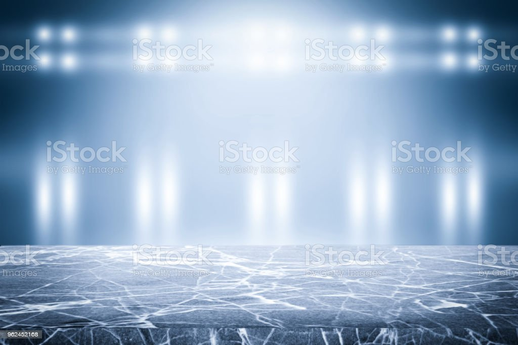 Gray Marble Stone Counter Top Or Table On Backdrop Light Blue For Display Or Montage Your Products Empty Grey Marble Background Concept Stock Photo Download Image Now Istock