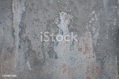 938345942 istock photo gray metal background with texture. poured paint. metal texture can be used as background 1224637334