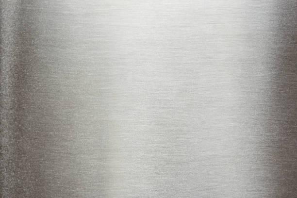 Gray metal sheet stock photo