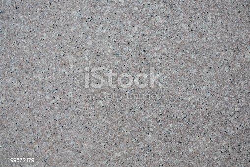 istock Gray mottled granite floor texture 1199572179