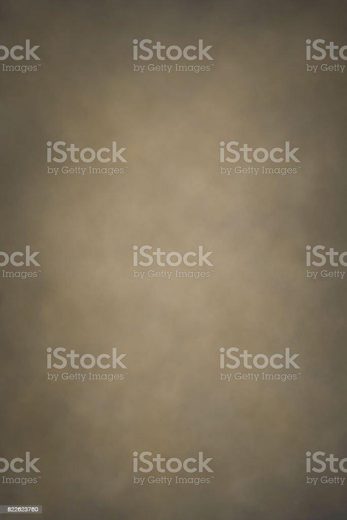 Gray ocher hand painted backdrop stock photo