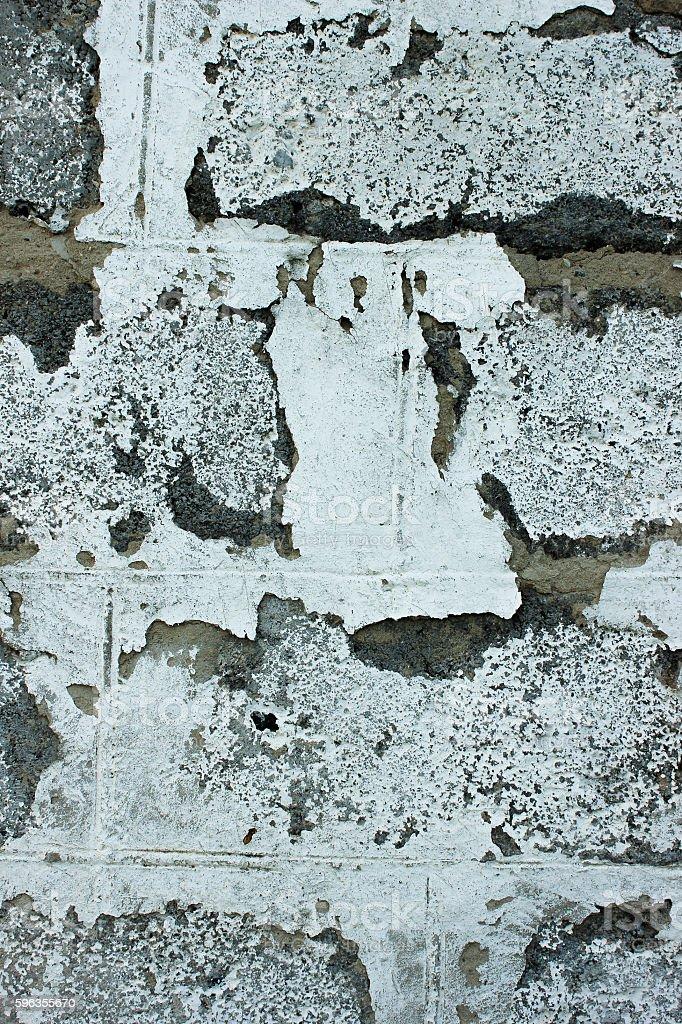 gray old masonry wall royalty-free stock photo