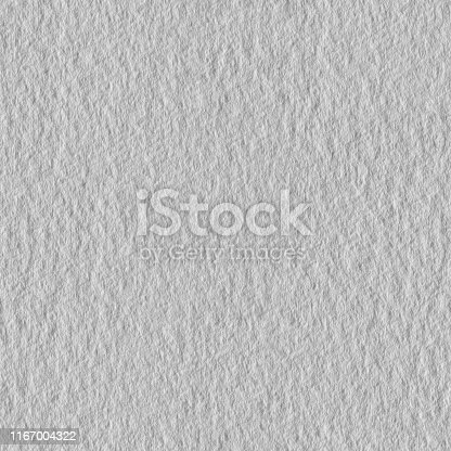 1148387720 istock photo Gray paper texture. Seamless square texture, tile ready. 1167004322