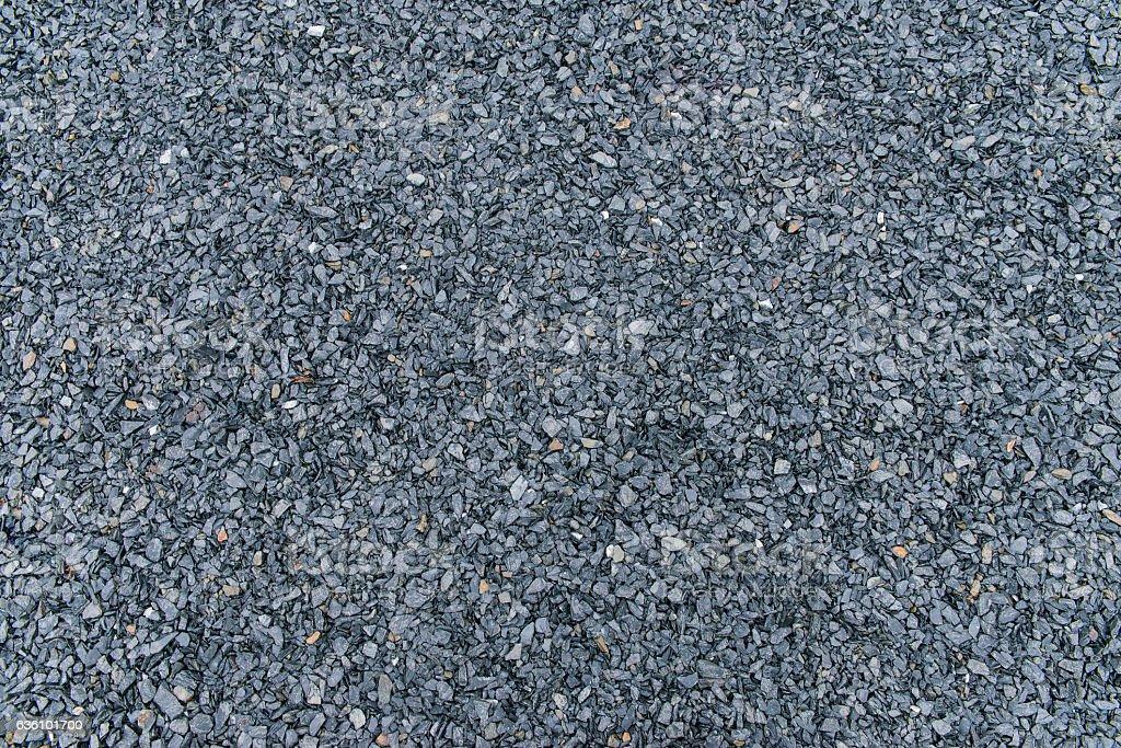 Gray pebbles texture stock photo