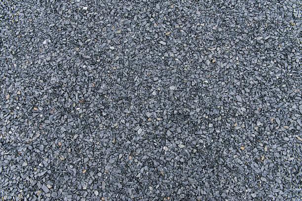 gray pebbles texture - grind stockfoto's en -beelden