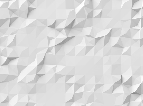 Gray polygonal background for various design
