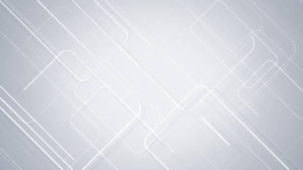 gray rectangular lines abstract background - штриховой рисунок стоковые фото и изображения