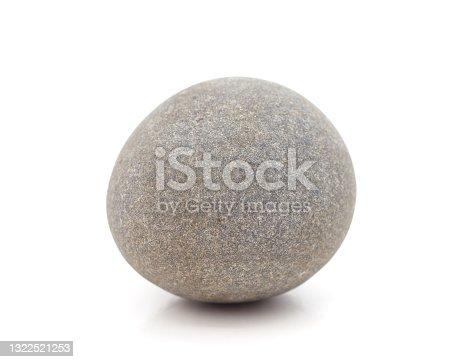 istock Gray sea stone. 1322521253