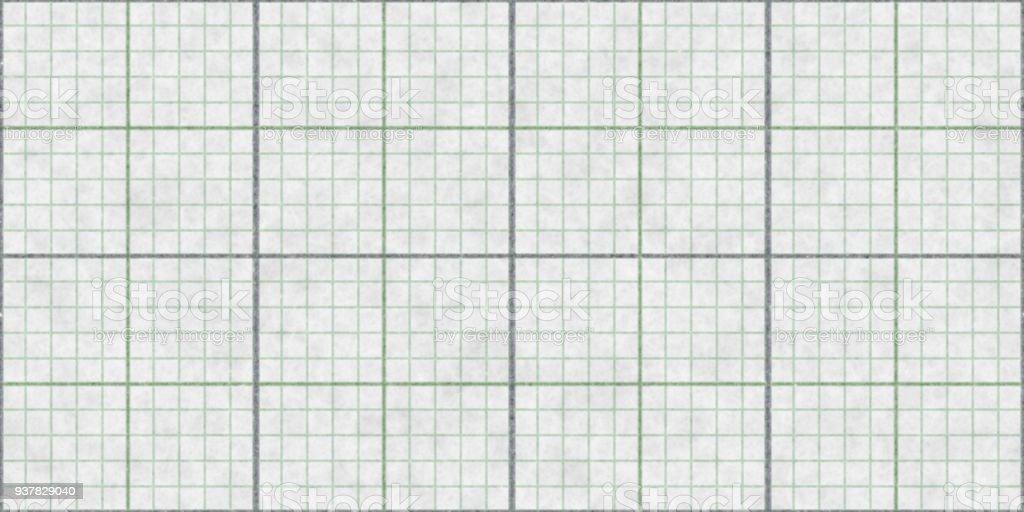 grijze naadloze millimeter papier achtergrond tegels grafiek raster patroon lege bekleed patroon