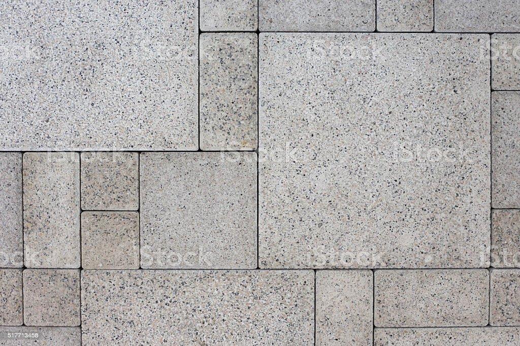 Gray square bricks - Royalty-free Arka planlar Stok görsel